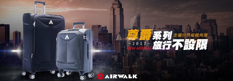 AIRWALK LUGGAGE